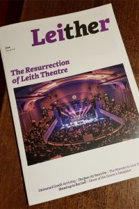 The resurrection of Leith Theatre